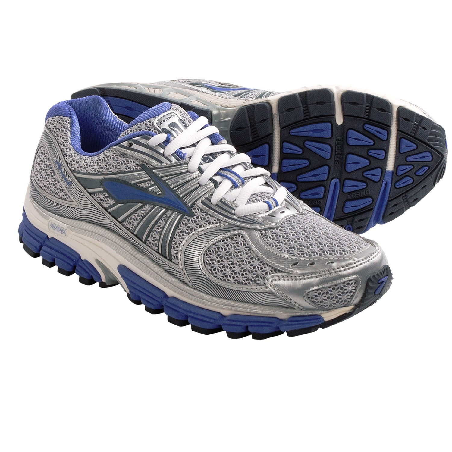 Running Shoes Stability Motion Control Cushioning 98
