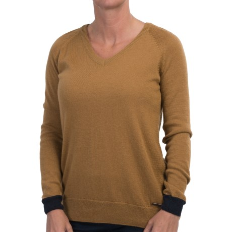 Barbour Kelley V-Neck Sweater (For Women)