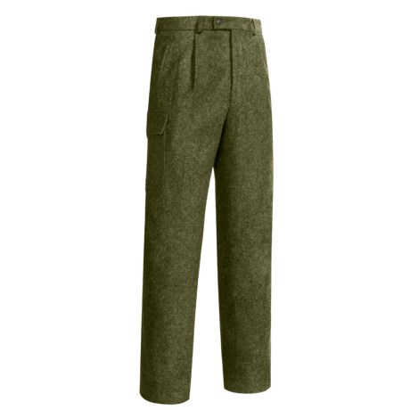 Steinbock Alpine Wool Felt Sporting Pants (For Men)