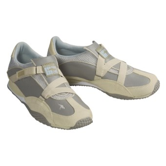 Velcro strap is useless - KangaROOS Rappy Trainer Shoes (For Women