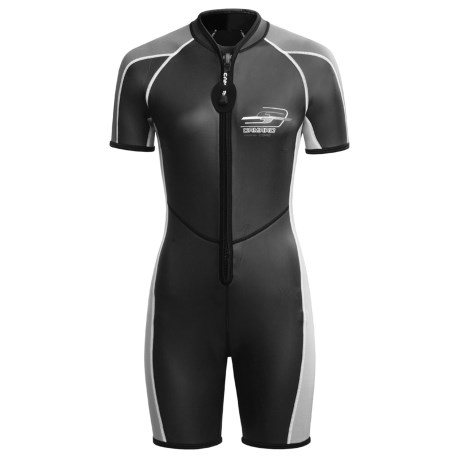 Camaro Mono Core Shorty Wetsuit - 2 mm (For Women)