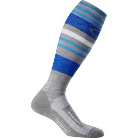 Icebreaker CSN Ski Socks - Merino Wool, Over-the-Calf (For Men)