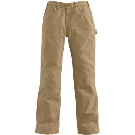 Carhartt Canvas Carpenter Jeans (For Women)