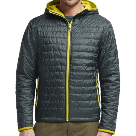 Icebreaker Helix MerinoLoft Hooded Jacket - Merino Wool, Insulated (For Men)