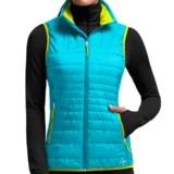 Icebreaker Helix MerinoLoft Vest - Insulated, Merino Wool Lining (For Women)