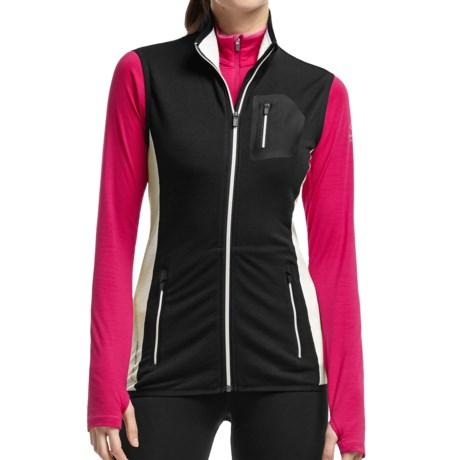 Icebreaker Atom Vest - Merino Wool (For Women)