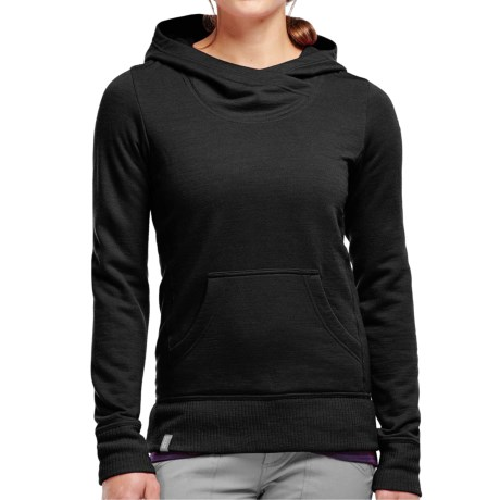 Icebreaker Cascade Hoodie - Merino Wool (For Women)