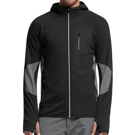 Icebreaker Atom RealFleece Jacket - Merino Wool, Hooded (For Men)