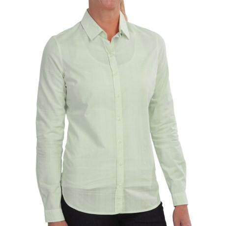 Barbour Tulla Shirt - Long Sleeve (For Women)