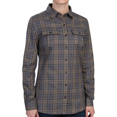 Barbour Edrington Shirt - Long Sleeve (For Women)