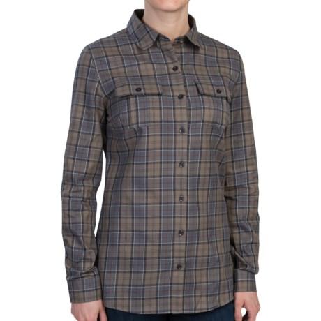 Barbour Edrington Shirt - Long Sleeve (For Women)