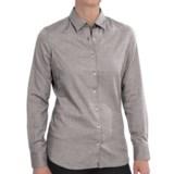 Barbour Nebit Cotton Shirt - Long Sleeve (For Women)