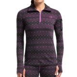 Icebreaker Bodyfit 260 Vertex Base Layer Top - UPF 30+, Merino Wool, Long Sleeve (For Women)