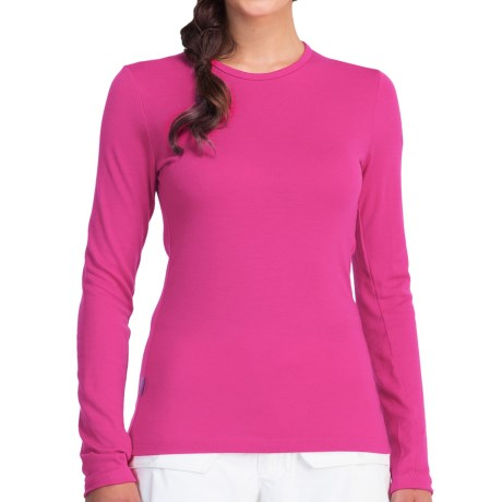 Icebreaker BodyFit 260 Tech Base Layer Top - UPF 30+, Merino Wool, Long Sleeve (For Women)