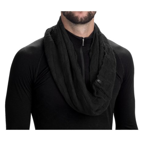 Icebreaker Iris Infinity Scarf - UPF 20+, Merino Wool (For Men and Women)