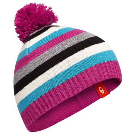 Icebreaker Orbit Beanie Hat - UPF 30, Merino Wool-Acrylic (For Little and Big Kids)