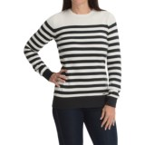 Barbour Pima Cotton Sweater (For Women)