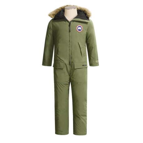 Canada Goose Arctic Rigger Down Coveralls - Waterproof (For Big and Tall Men) - 550 Fill Power