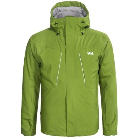 Helly Hansen Progress Jacket - Waterproof, Insulated (For Men)