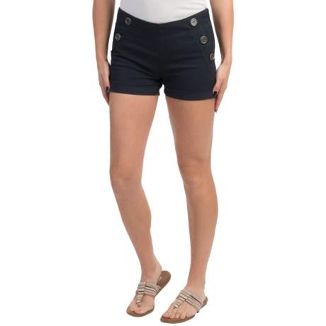 Barbour Cotton Shorts (For Women)