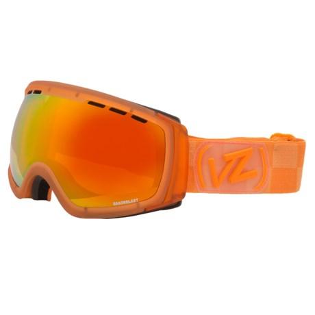 Von Zipper Feenom N.L.S. Brainblast Snowsport Goggles