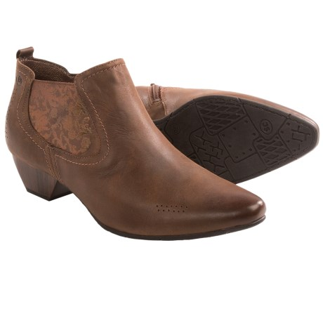 Josef Seibel Kylie 02 Leather Ankle Boots (For Women)