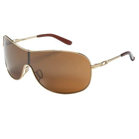 Oakley Collected Sunglasses - Iridium® Lenses (For Women)