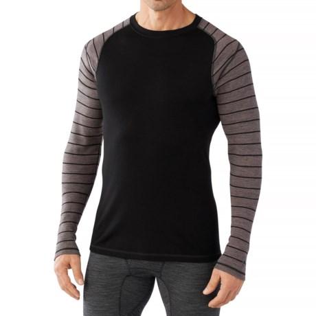 SmartWool NTS 250 Base Layer Top - Merino Wool, Long Sleeve (For Men)