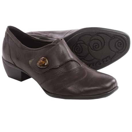 Romika Anna 02 Leather Shoes (For Women)