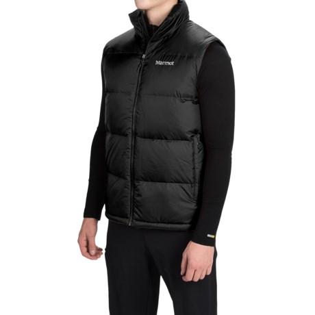 Marmot Highland Down Vest - 700 Fill Power (For Men)