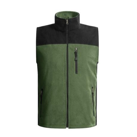 Moose Creek Sport Vest - Fleece (For Men and Women)