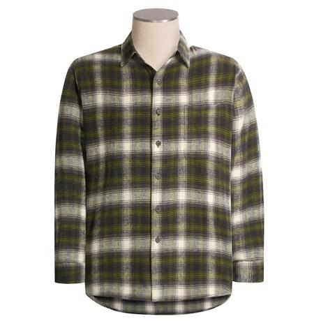 Moose Creek Flannel Shirt - Long Sleeve (For Men)