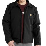Carhartt Quick Duck Livingston Hooded Jacket - Insulated, Factory Seconds (For Men)