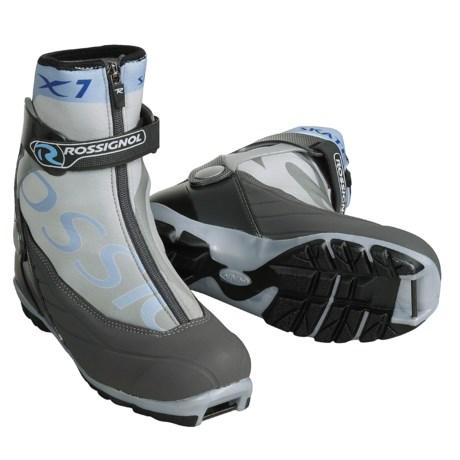 Rossignol X7 FW Backcountry Ski Boots - NNN (For Women)