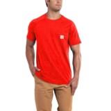 Carhartt Force T-Shirt - Short Sleeve, Factory Seconds (For Men)
