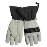 Flylow Upslope Gloves - Waterproof, Goatskin Leather (For Men)
