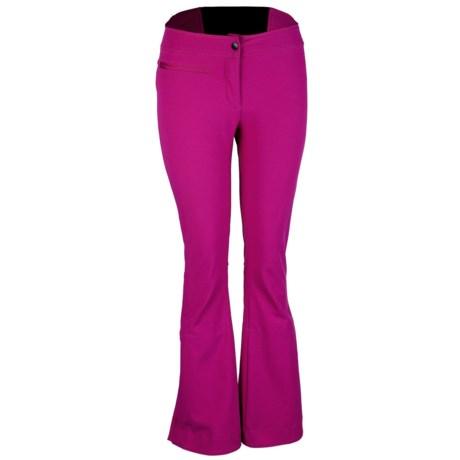 Obermeyer Bond Soft Shell Pants - Microfleece Lined (For Women)