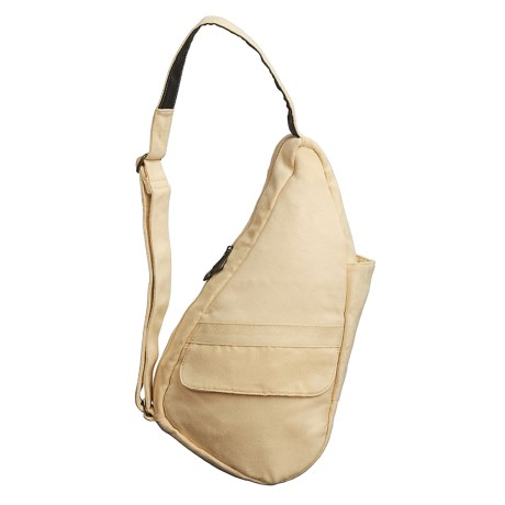 AmeriBag® Poly-Suede Healthy Back Bag® - Small