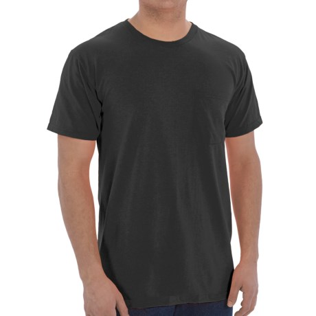Fruit of the Loom Work Gear Pocket T-Shirts - 3-Pack, Short Sleeve (For Men)