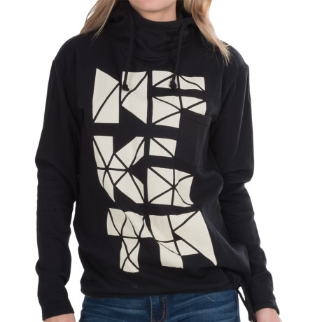 Nikita Fraction Hoodie (For Women)