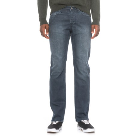 Matix Gripper Denim Pants - Slim Straight Cut (For Men)