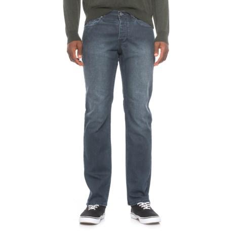 Matix Gripper Denim Pants - Slim Straight Cut (For Men)