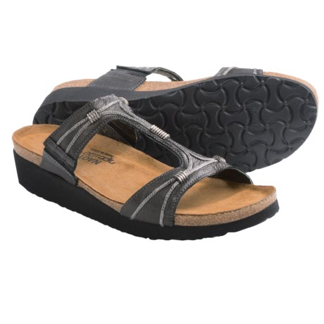 Naot Dana Sandals - Leather (For Women)