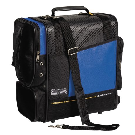 This The Best Organized Gym Bag Their Is