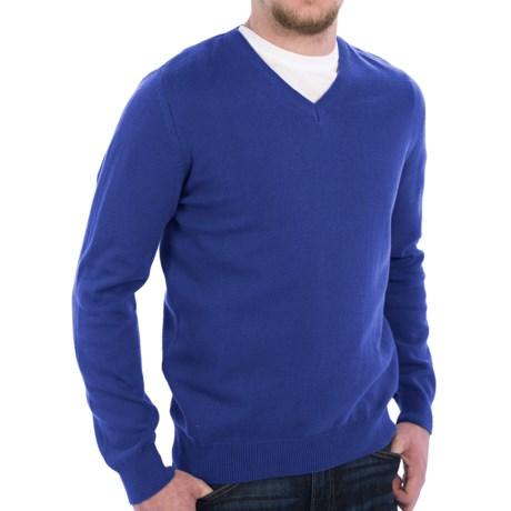 Barbour Healey Sweater - V-Neck (For Men)