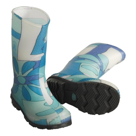 Kamik Daisy Rain Boots - Waterproof (For Kids)