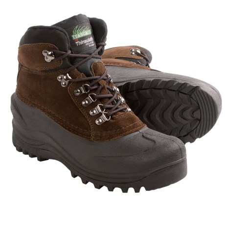 Itasca Icebreaker Snow Boots - Waterproof, Insulated (For Men)