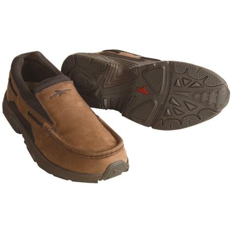 Rugged Shark Atlantic Boat Shoes (For Men)
