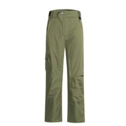 Marker Freeride Pants - Waterproof, Insulated (For Men)