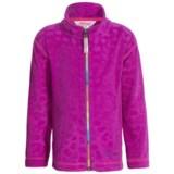 Snow Dragons Precious Fleece Jacket (For Little Girls)